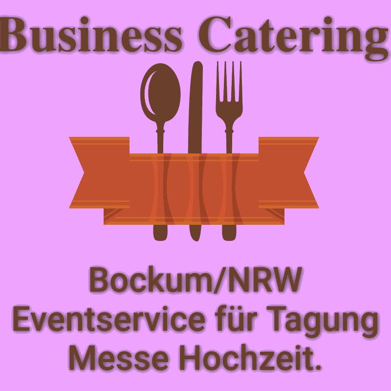 Bockum NRW Eventservice für Tagung Messe Hochzeit.