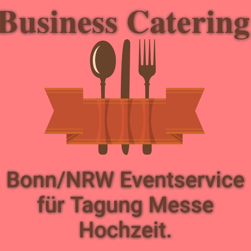 Bonn NRW Eventservice für Tagung Messe Hochzeit.